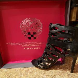 Vince Camuto Heels- Open Toe